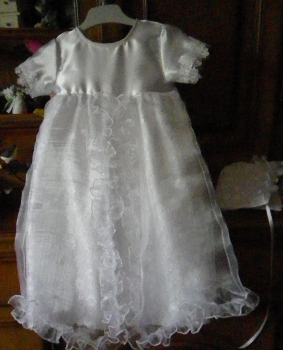 c33d0678562 robe baptême